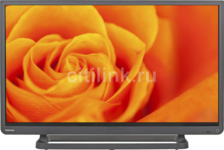"LED телевизор TOSHIBA 32L2453RB  ""R"", 32"", FULL HD (1080p),  черный"
