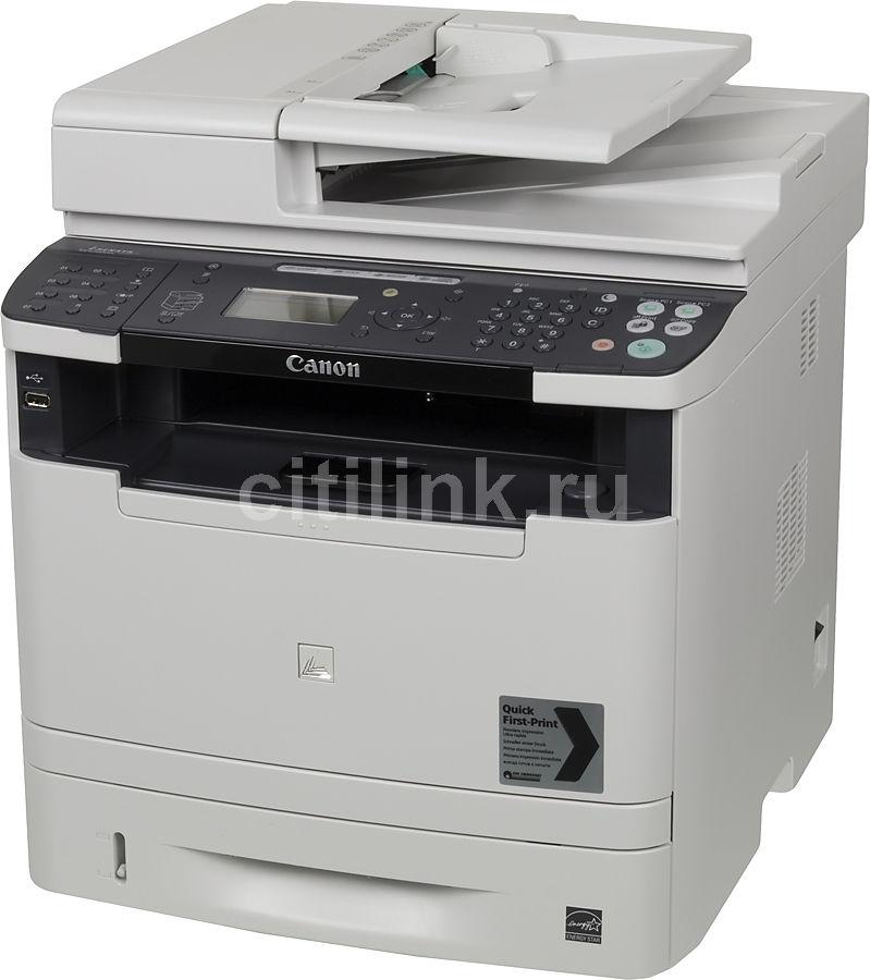 МФУ CANON i-SENSYS MF6180DW,  A4,  лазерный,  белый [8482b022]
