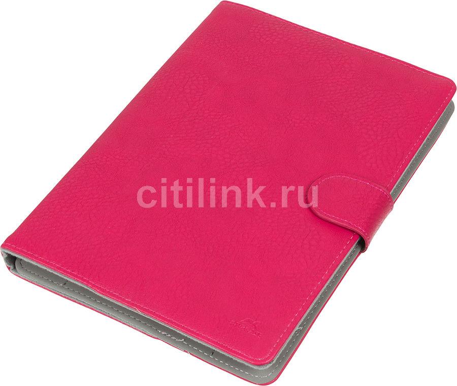 """Чехол для планшета RIVA 3017,  розовый, для  планшетов 10.1"""""""