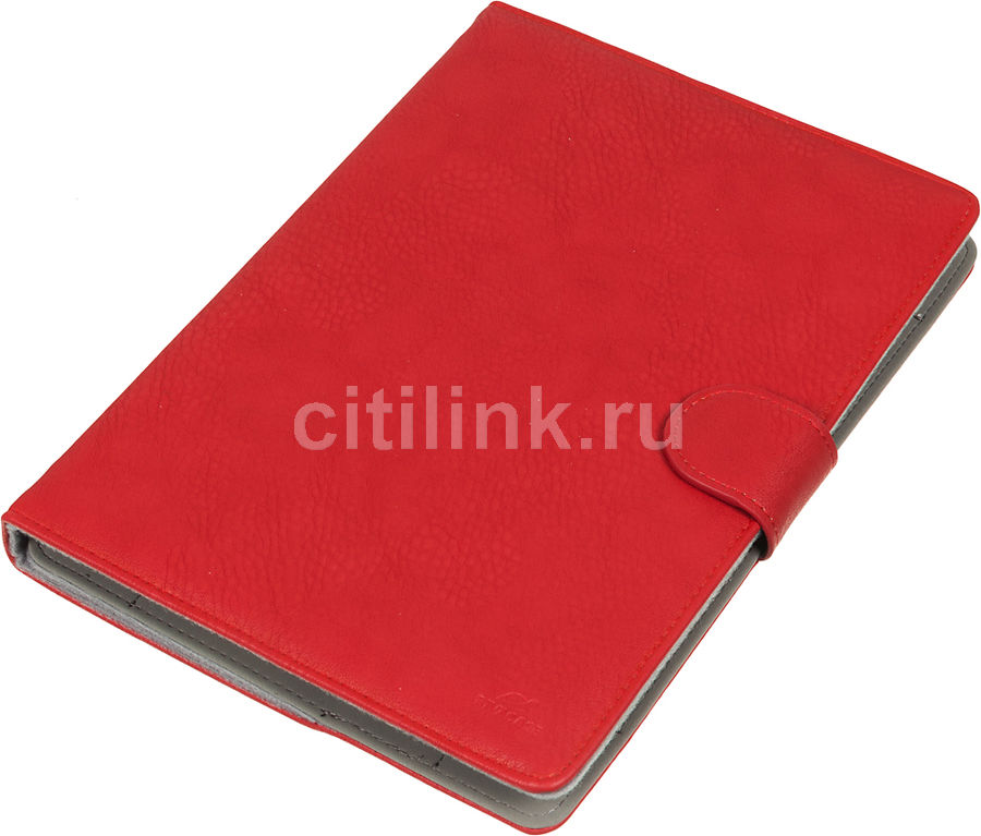 """Чехол для планшета RIVA 3017,  красный, для  планшетов 10.1"""""""