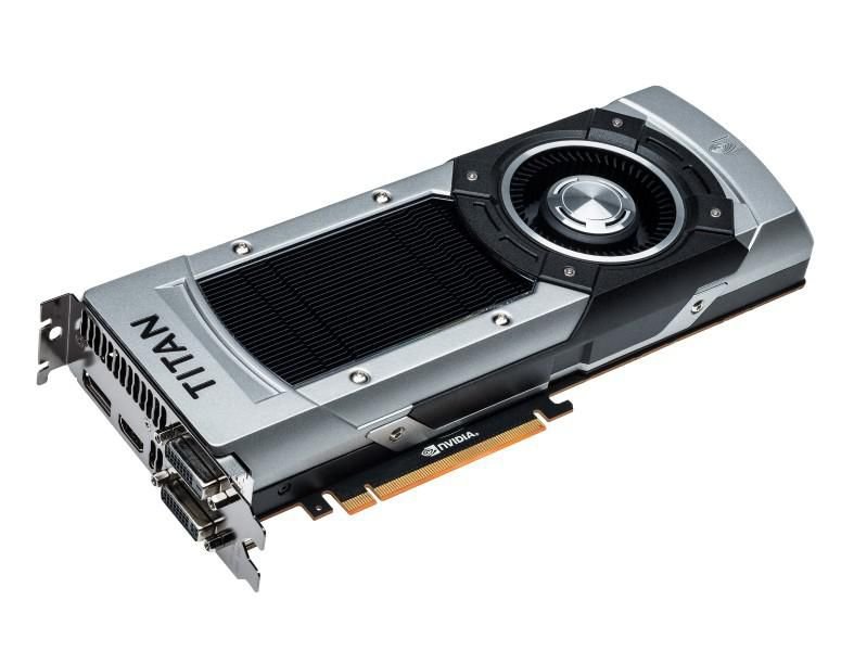Видеокарта ZOTAC GeForce GTX TITAN Black,  ZT-70801-10P,  6Гб, GDDR5, Ret