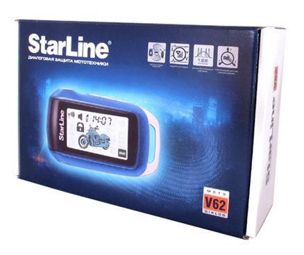 Автосигнализация STARLINE V62 (Мото)