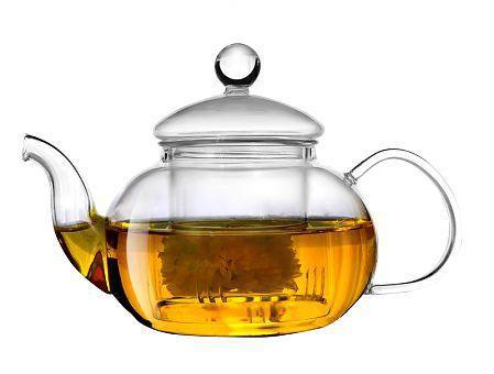 Заварочный чайник ROLSEN TCG-601,  0.6л,  прозрачный