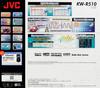 Автомагнитола JVC KW-R510EE,  USB вид 9