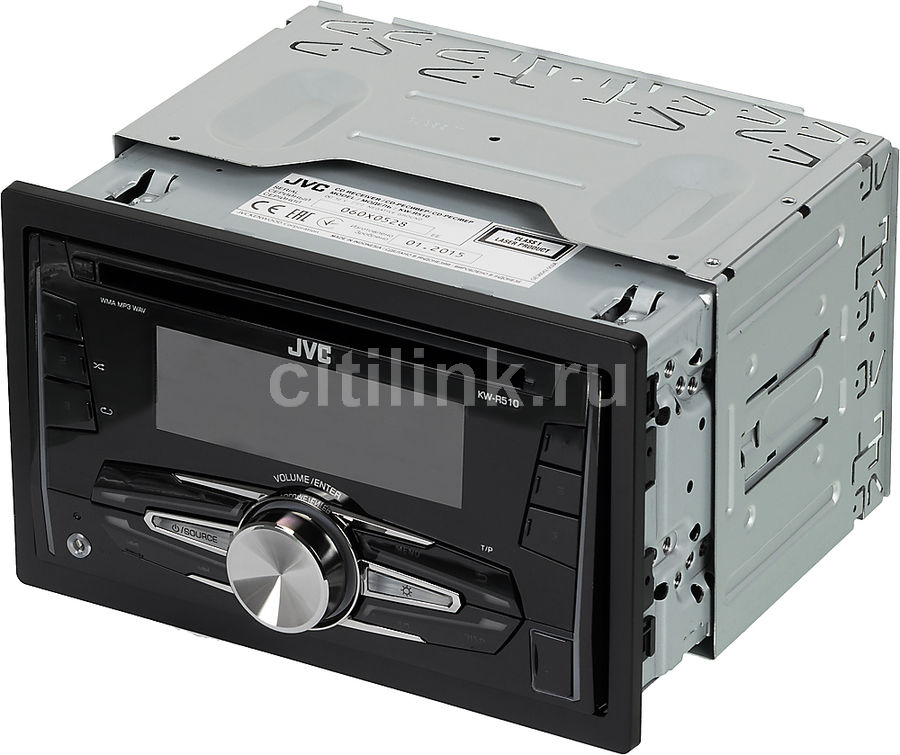 Автомагнитола JVC KW-R510EE,  USB