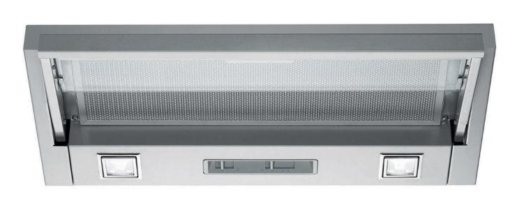 Вытяжка встраиваемая Electrolux EFP60520G серебристый управление: ползунковое (2 мотора)