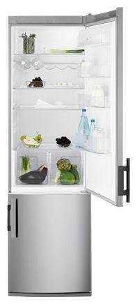 Холодильник ELECTROLUX EN 4000 AOX,  двухкамерный,  серебристый [en4000aox]