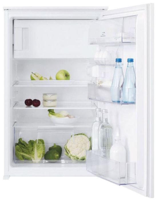 Холодильник ELECTROLUX ERN91300FW белый