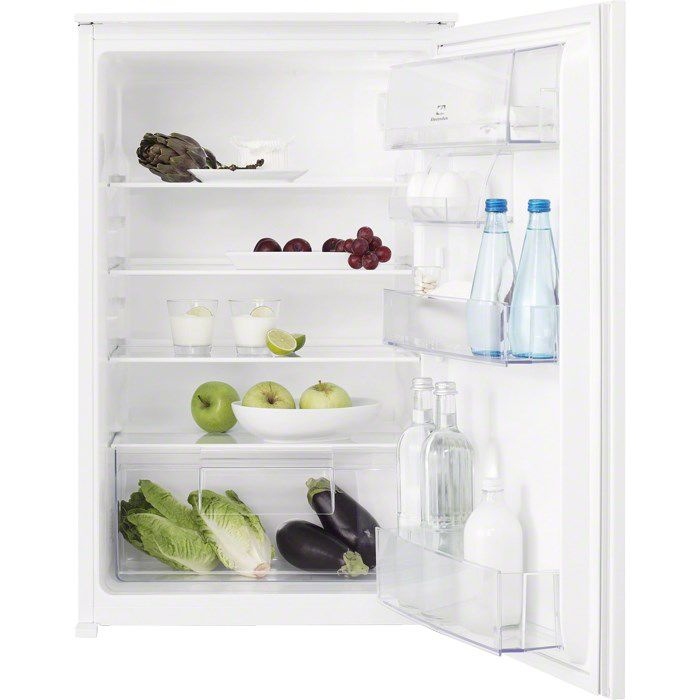 Встраиваемый холодильник ELECTROLUX ERN91400AW белый