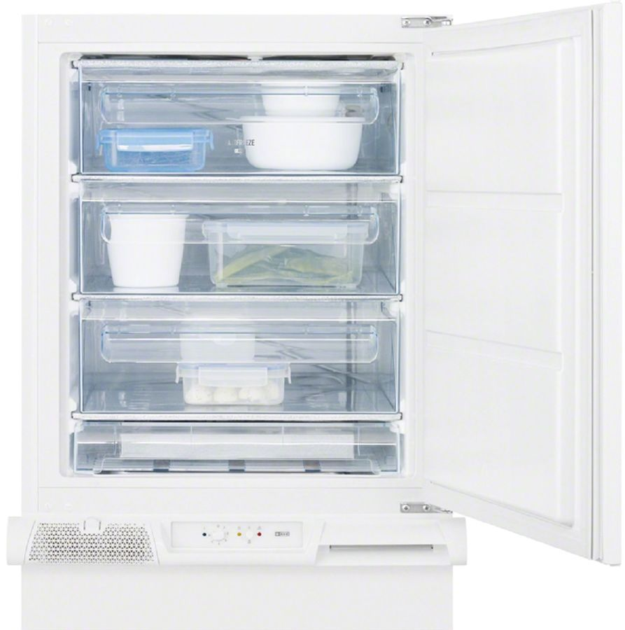 Морозильная камера Electrolux EUN1100FOW белый