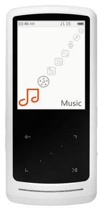 MP3 плеер COWON iAudio 9+ flash 32Гб белый [15116477]