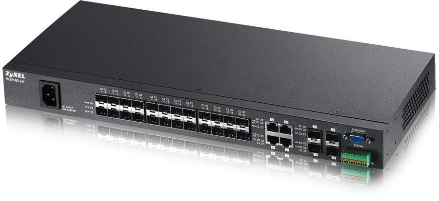 Коммутатор ZYXEL MES3500-24F, MES3500-24F