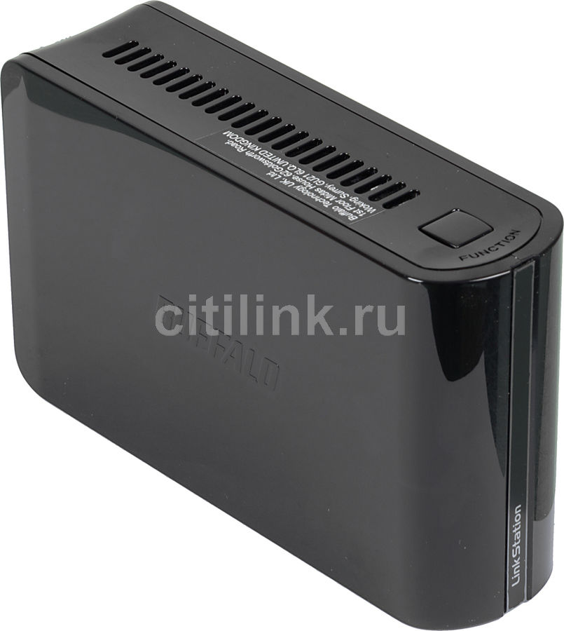 Сетевое хранилище BUFFALO LinkStation Mini (LS-WSX1.0TL/R1EU),  1Тб