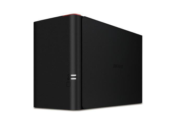 Сетевое хранилище BUFFALO LinkStation 420,  2Тб [ls420d0202-eu]
