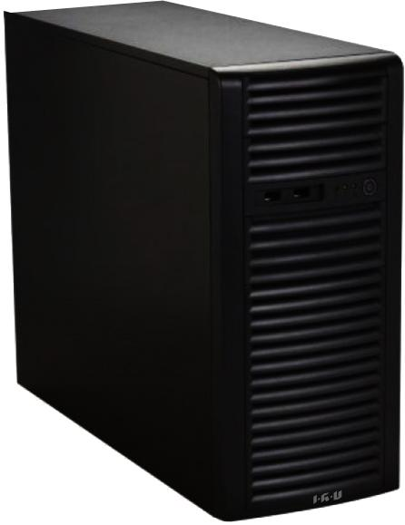 Рабочая станция  IRU Ergo 720,  Intel  Core i7  4770,  DDR3 8Гб, 1000Гб,  Intel HD Graphics 4600,  DVD-RW,  Windows 7 Professional,  черный