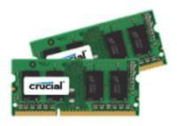 Модуль памяти CRUCIAL CT2KIT51264BF1339 DDR3L -  2x 4Гб 1333, SO-DIMM,  Ret