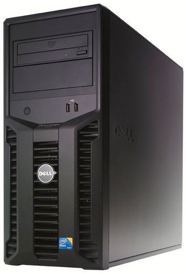 Сервер Dell PE T110 E3-1240V2/4Gb 2RUD 1.6/ x6 SAS 300Gb 10K 2.5