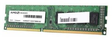 Модуль памяти AMD R332G1339U2S-UGO DDR3 -  2Гб 1333, DIMM,  OEM