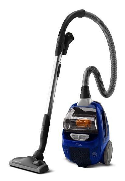 Пылесос ELECTROLUX UPORIGIN, 2100Вт, синий