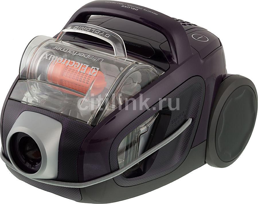 Пылесос ELECTROLUX UltraPerformer UPDELUXE, 2100Вт, фиолетовый