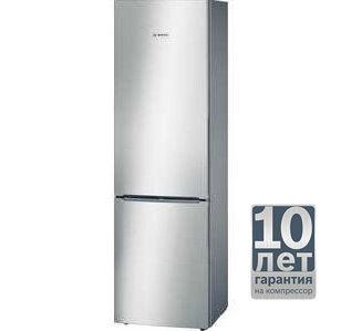 Холодильник BOSCH KGN39NL19R,  двухкамерный, серебристый