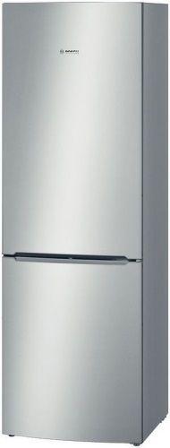 Холодильник BOSCH KGE36XL20R,  двухкамерный,  нержавеющая сталь