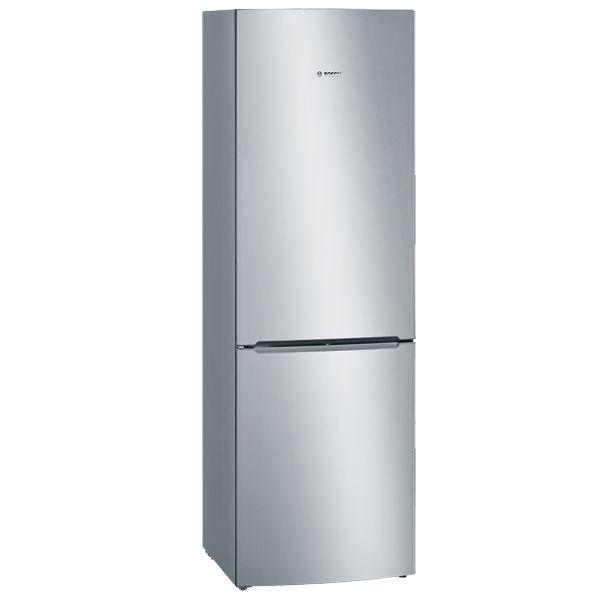 Холодильник BOSCH KGE39XL20R,  двухкамерный, серебристый