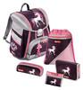 Ранец Step By Step Touch Unicorn фиолетовый/розовый Пони 5 предметов вид 1