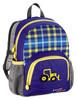 Рюкзак детский Step By Step Junior Dressy Excavator синий/желтый Экскаватор вид 1