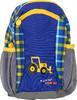 Рюкзак детский Step By Step Junior Talent Excavator синий/желтый Экскаватор [00129119] вид 1