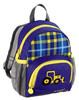 Рюкзак детский Step By Step Junior Little Dressy Excavator синий/желтый [00129120] вид 1