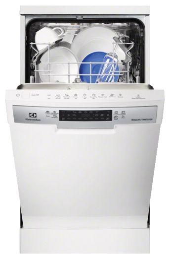 Посудомоечная машина ELECTROLUX ESF 9470 ROW,  узкая, белая [esf9470row]