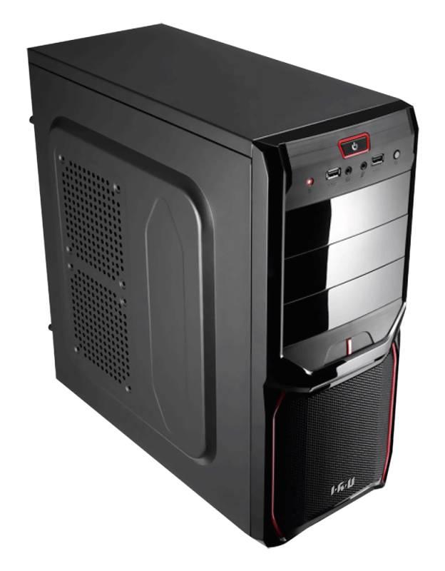Компьютер  IRU Home 710,  Intel  Core i7  4770,  DDR3 16Гб, 1000Гб,  AMD Radeon R9 280X - 3072 Мб,  DVD-RW,  CR,  Windows 8.1,  черный