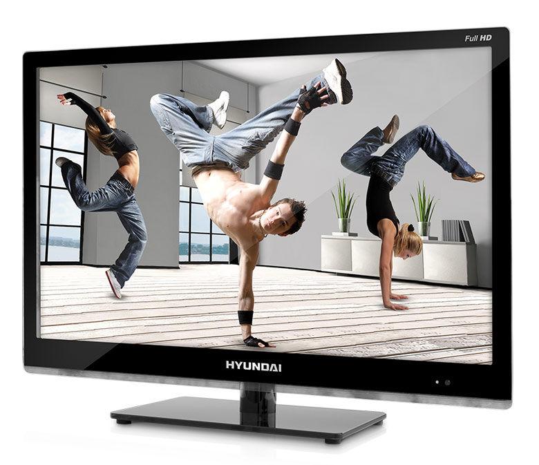 LED телевизор HYUNDAI H-LED24V25