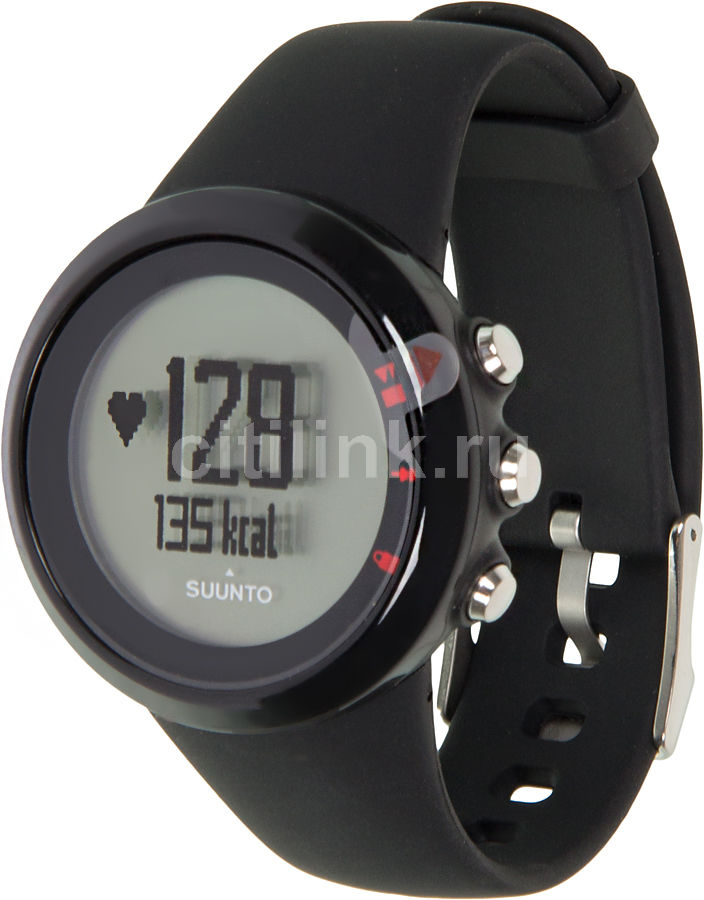 Часы-пульсометр Suunto M2 черный [ss015854000]