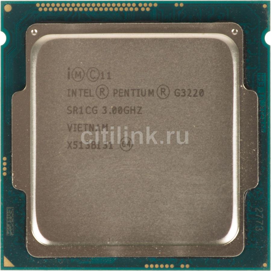 Процессор INTEL Pentium G3220, LGA 1150 OEM