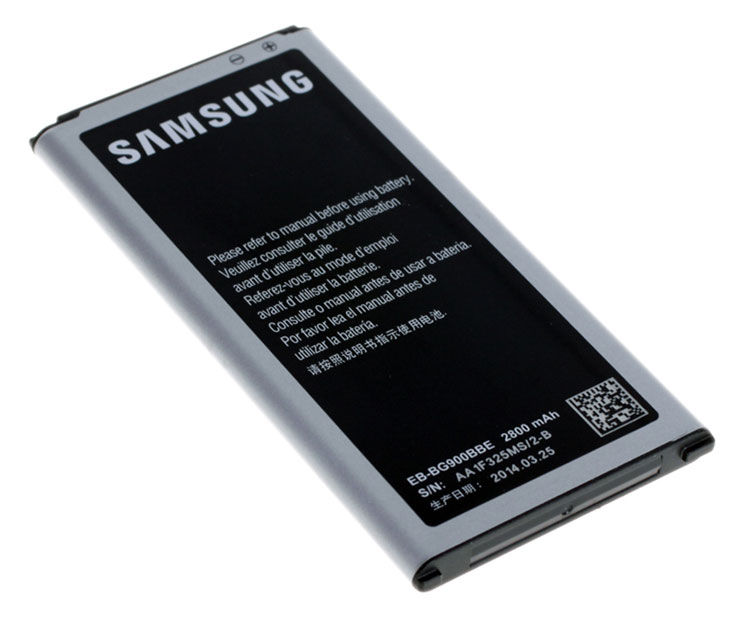 Аккумуляторная батарея SAMSUNG EB-BG900BBE Galaxy S 5 [eb-bg900bbegru]