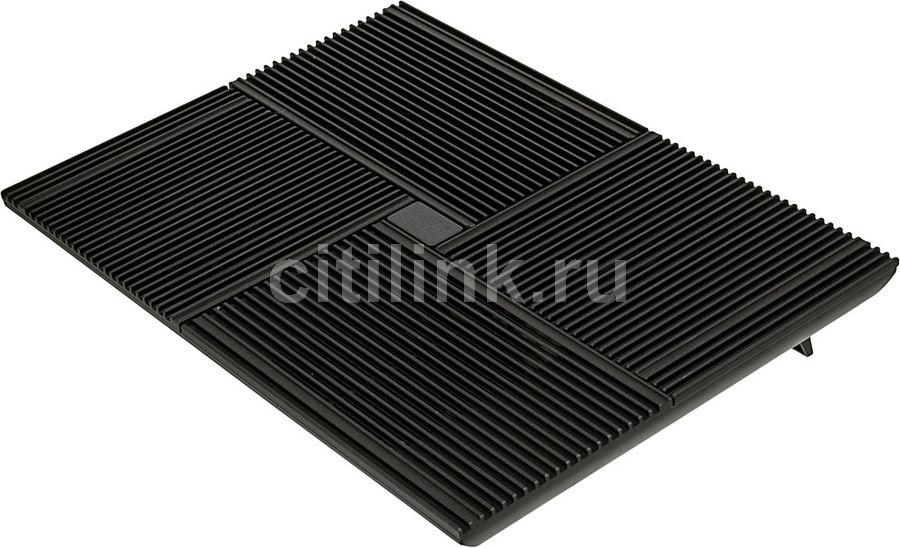 """Подставка для ноутбука Deepcool MULTI CORE X8 (MULTICOREX8) 17""""381x268x29мм 23дБ 2xUSB 4x 100ммFAN 1"""