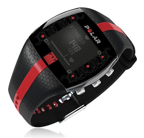 Часы-пульсометр Polar FT7M черный/красный [90051051]