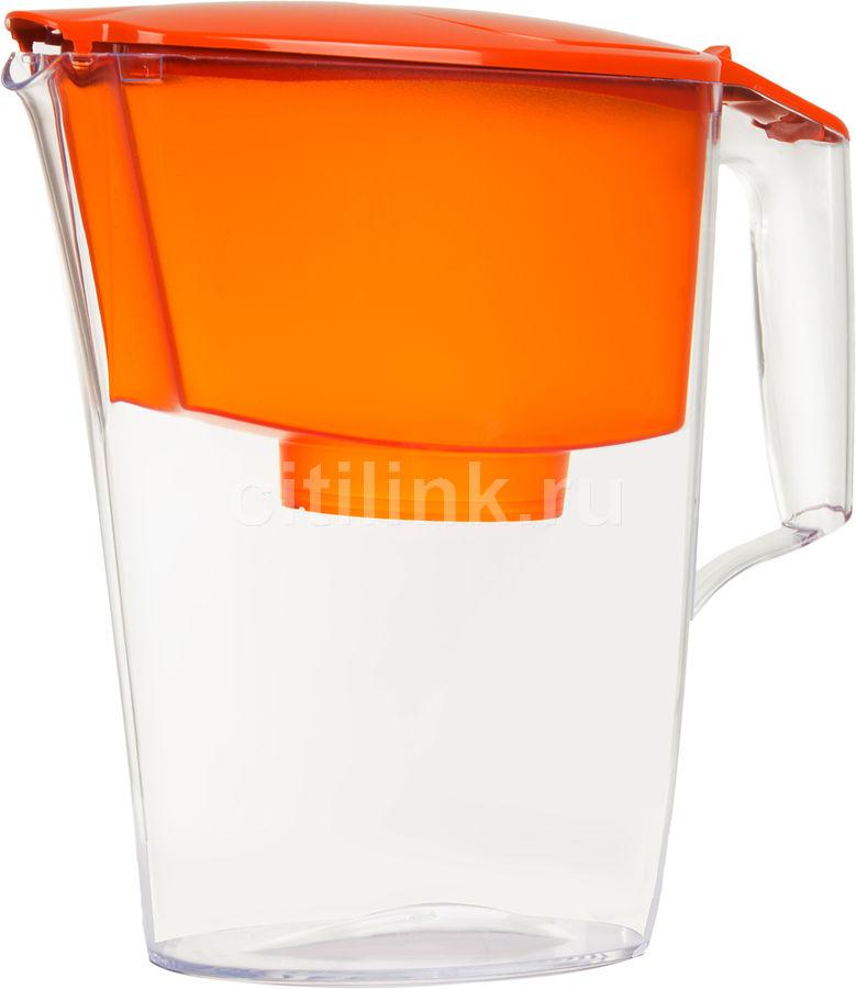 Фильтр для воды АКВАФОР Ультра,  оранжевый,  2.5л