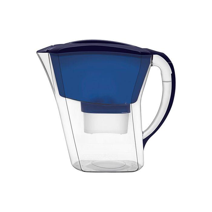 Фильтр для воды АКВАФОР Агат,  синий,  3.8л