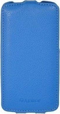 Чехол (флип-кейс) ARMOR-X flip full, для HTC One M8, синий