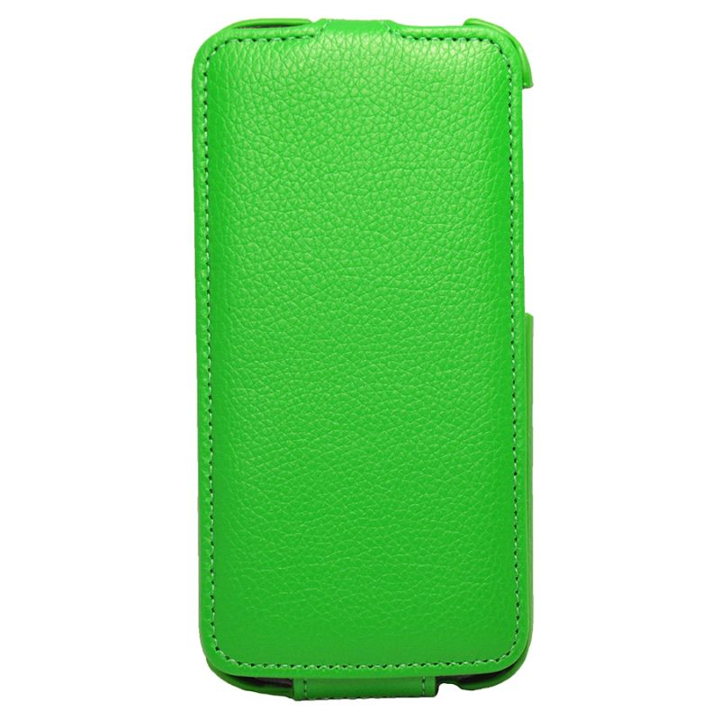 Чехол (флип-кейс) ARMOR-X flip full, для HTC One M8, зеленый
