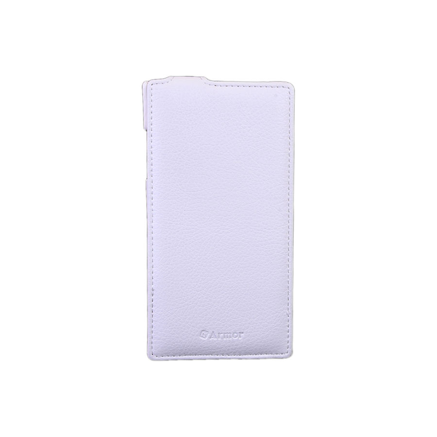 Чехол (флип-кейс) ARMOR-X flip full, для Lenovo K900, белый