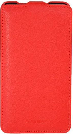Чехол (флип-кейс) ARMOR-X flip full, для Lenovo S720, красный