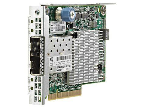 Адаптер HPE 534FLR-SFP+ 10Gb 2P (700751-B21)