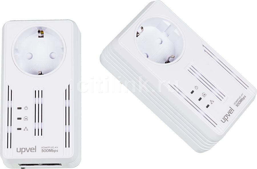 Сетевой адаптер PowerLine UPVEL UA-252PSK Ethernet