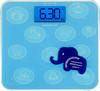Весы POLARIS PWS1529DG, до 100кг, цвет: голубой/рисунок вид 1