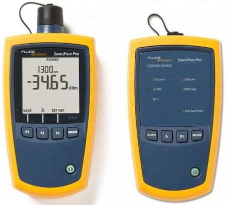 Набор для тестирования Fluke FTK2000 SimpliFiber Pro Basic Verification Kit