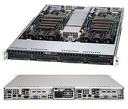 Платформа SuperMicro Twin SYS-6017TR-TF 3.5